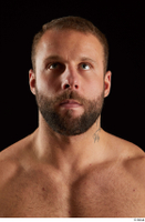 Dave  2 bearded flexing front view head 0011.jpg