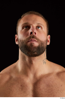 Dave  2 bearded flexing front view head 0012.jpg