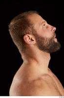 Dave  2 bearded flexing head side view 0006.jpg