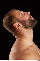 Dave  2 bearded flexing head side view 0007.jpg
