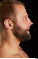 Dave  2 A bearded head phoneme side view 0001.jpg