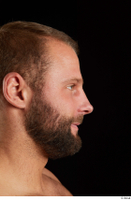 Dave  2 bearded emotion head sadness side view 0001.jpg