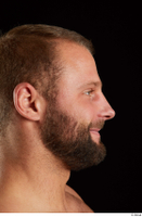 Dave  2 bearded emotion head joy side view 0001.jpg