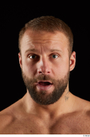 Dave  2 bearded emotion fear front view head 0001.jpg