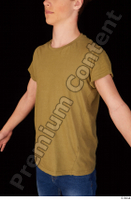 Matthew brown t shirt casual dressed standing upper body 0002.jpg