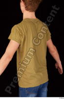 Matthew brown t shirt casual dressed standing upper body 0004.jpg