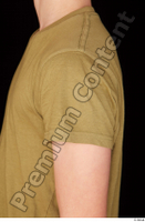 Matthew brown t shirt casual dressed standing upper body 0006.jpg
