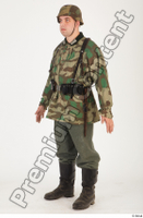 German army uniform World War II. ver.4 army camo standing whole body 0002.jpg