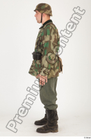 German army uniform World War II. ver.4 army camo standing whole body 0003.jpg