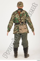 German army uniform World War II. ver.4 army camo standing whole body 0005.jpg