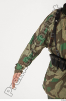 German army uniform World War II. ver.4 arm army camo camo jacket upper body 0001.jpg