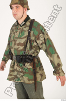 German army uniform World War II. ver.4 army camo camo jacket upper body 0002.jpg