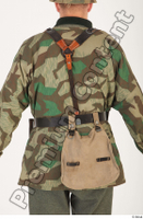 German army uniform World War II. ver.4 army bag camo camo jacket upper body 0002.jpg