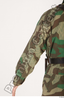 German army uniform World War II. ver.4 arm army camo camo jacket upper body 0004.jpg