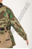 German army uniform World War II. ver.4 arm army camo camo jacket upper body 0005.jpg
