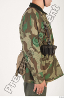 German army uniform World War II. ver.4 arm army camo camo jacket upper body 0006.jpg