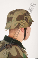 German army uniform World War II. ver.4 army camo head helmet 0006.jpg