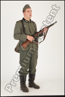 German army uniform World War II., ver.1 - poses