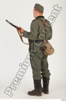 German army uniform World War II. ver.1 - poses army soldier standing whole body 0020.jpg