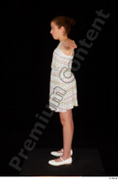 Ruby ballerina flats dress dressed standing t poses whole body 0003.jpg