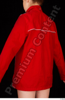 Ruby dressed red sports jacket upper body 0004.jpg