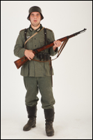 German army uniform World War II., ver.5