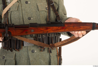German army uniform World War II. ver.5 army gun poses with gun 0003.jpg