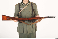 German army uniform World War II. ver.5 army gun poses with gun 0006.jpg