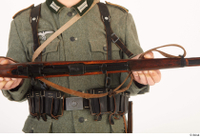 German army uniform World War II. ver.5 army gun poses with gun 0012.jpg