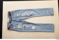Clothes  231 blue jeans trousers 0001.jpg