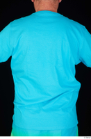 Spencer blue t shirt dressed upper body 0005.jpg