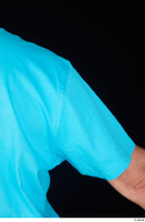 Spencer arm blue t shirt dressed shoulder upper body 0005.jpg