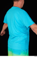 Spencer blue t shirt dressed upper body 0006.jpg