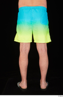 Spencer blue yellow shorts dressed leg lower body slides 0005.jpg