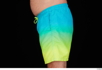 Spencer blue yellow shorts dressed hips 0003.jpg