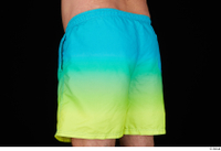 Spencer blue yellow shorts dressed hips 0004.jpg