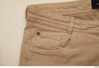 Clothes  234 brown trousers casual clothing 0003.jpg