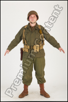 U.S.Army uniform World War II. - Technical Corporal