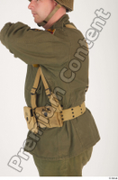 U.S.Army uniform World War II. - Technical Corporal army soldier uniform upper body 0003.jpg