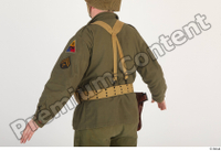 U.S.Army uniform World War II. - Technical Corporal army soldier uniform upper body 0004.jpg