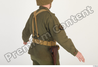 U.S.Army uniform World War II. - Technical Corporal army soldier uniform upper body 0006.jpg