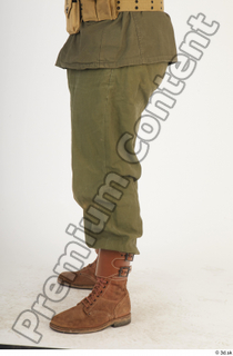 U.S.Army uniform World War II. - Technical Corporal army leg lower body soldier uniform 0003.jpg