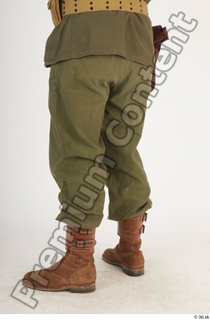 U.S.Army uniform World War II. - Technical Corporal army leg lower body soldier uniform 0004.jpg