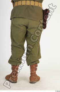 U.S.Army uniform World War II. - Technical Corporal army leg lower body soldier uniform 0005.jpg