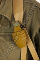 U.S.Army uniform World War II. - Technical Corporal army soldier uniform upper body 0009.jpg