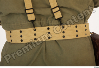U.S.Army uniform World War II. - Technical Corporal army soldier uniform upper body 0011.jpg