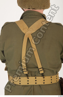 U.S.Army uniform World War II. - Technical Corporal army soldier uniform upper body 0012.jpg