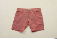 Clothes  237 casual clothing red shorts 0001.jpg