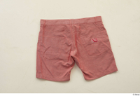 Clothes  237 casual clothing red shorts 0002.jpg