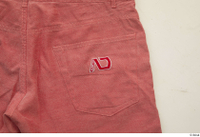 Clothes  237 casual clothing red shorts 0003.jpg